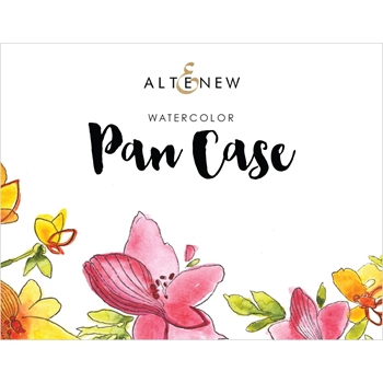 Altenew WATERCOLOR PAN CASE ALT2317