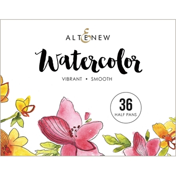 Altenew WATERCOLOR 36 PAN SET ALT1966