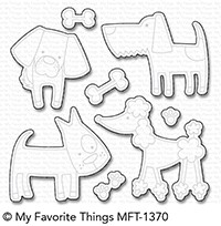 My Favorite Things DOG-GONE AWESOME Die-Namics MFT1370