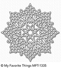 My Favorite Things CAPTIVATING MANDALA Die-Namics MFT1335