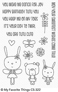 My Favorite Things TUTO TRIO Clear Stamps CS322