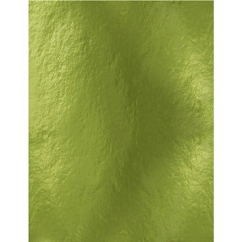 Tonic HOLLY GREEN Mirror Card Effect Cardstock 9461e