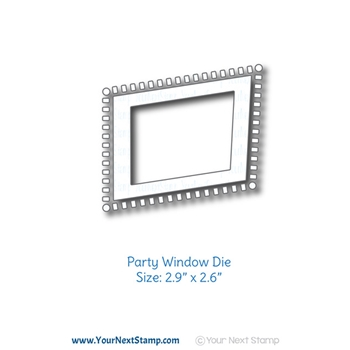 Your Next Die PARTY WINDOW ynsd771