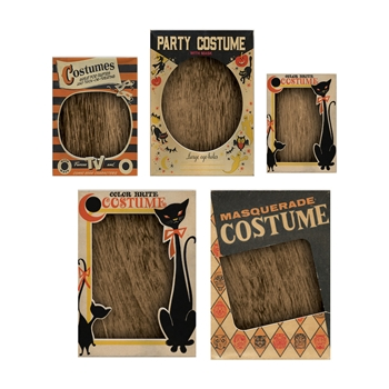 Tim Holtz Idea-ology HALLOWEEN Vignette Box Tops th93729