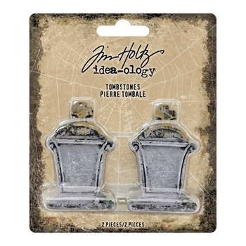 Tim Holtz Idea-ology TOMBSTONES th93736