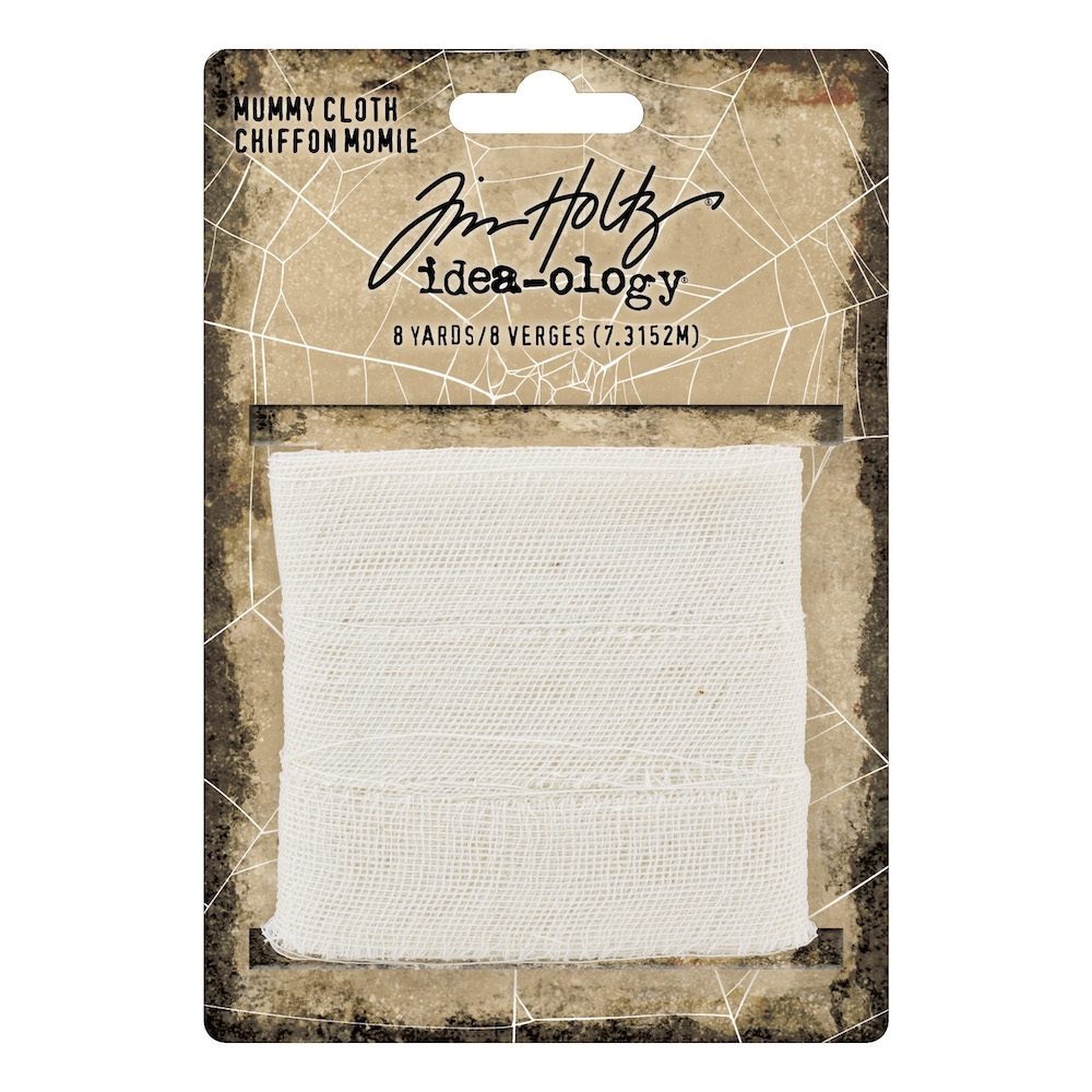 Tim Holtz Idea-ology MUMMY CLOTH th93738 zoom image