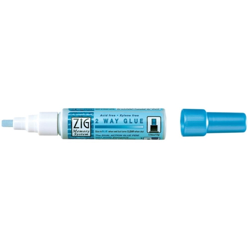 Zig CHISEL TIP Glue Pen MSB15P Preview Image