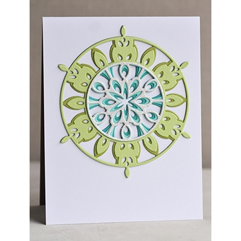 Birch Press Design TRINA SNOWFLAKE LAYER SET Craft Dies 56085