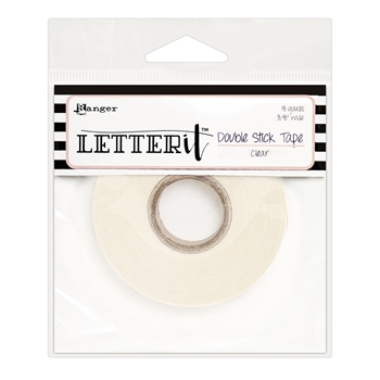 Ranger DOUBLE STICK TAPE Letter It lea62875