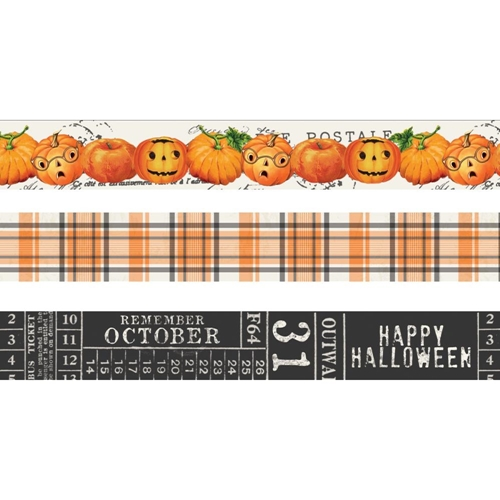 Simple Stories VINTAGE HALLOWEEN Washi Tape 10304 Preview Image