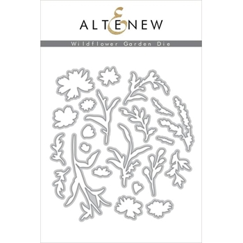 Altenew WILDFLOWER GARDEN Dies ALT2495