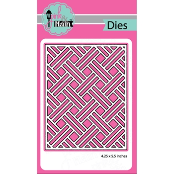 Pink and Main BASKET COVER Die PNM171