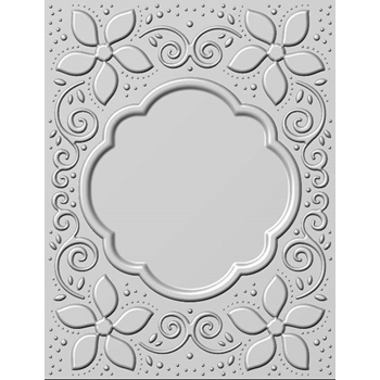 Creative Expressions NATALIE'S POINSETTIAS 3D Embossing Folder by Sue Wilson ef3d007
