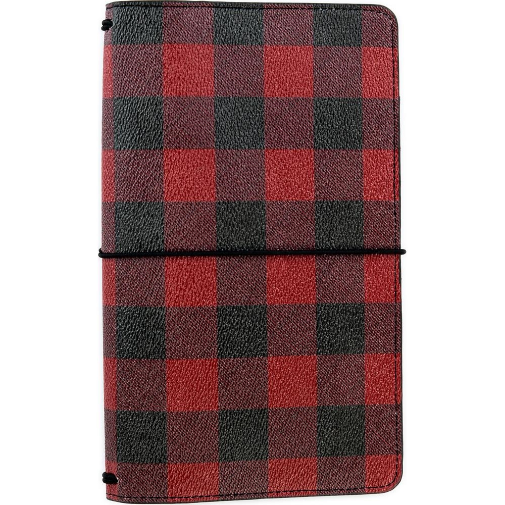 Echo Park BUFFALO PLAID Travelers Notebook tn1011 zoom image