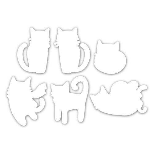 Simon Says Stamp RIGHT MEOW Wafer Dies sssd111863 Stamptember Preview Image