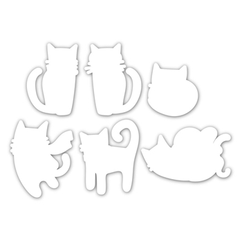 Simon Says Stamp RIGHT MEOW Wafer Dies sssd111863 Stamptember
