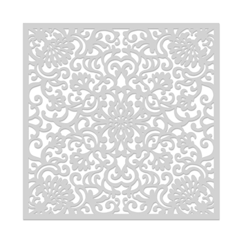 Hero Arts Stencil ORNATE FLORAL SA119