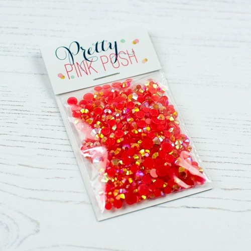 Pretty Pink Posh RASPBERRY Jewels Preview Image