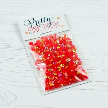 Pretty Pink Posh RASPBERRY Jewels