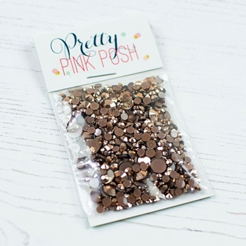 Pretty Pink Posh ESPRESSO Jewels