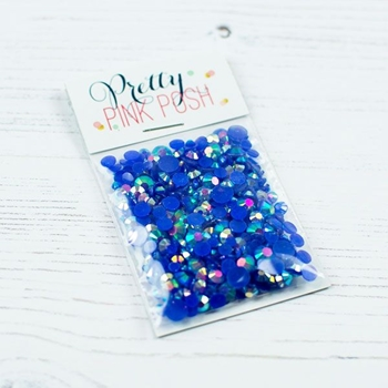 Pretty Pink Posh BLUE LAGOON Jewels