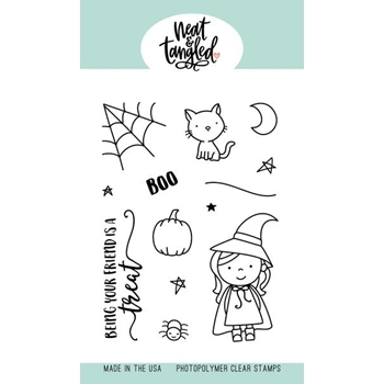 Neat and Tangled YOU'RE A TREAT Clear Stamps NAT418
