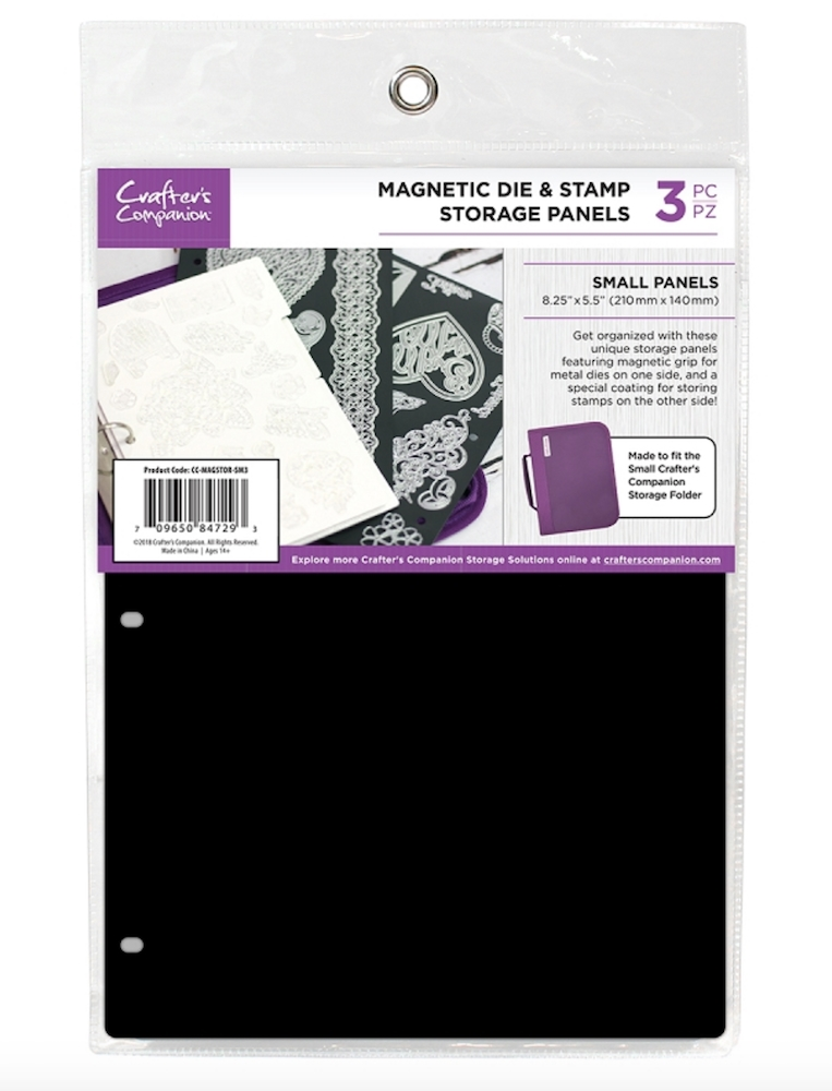 Crafter's Companion 8.25 x 5.5 SMALL MAGNETIC STORAGE PANELS cc-magstor-sm3 zoom image
