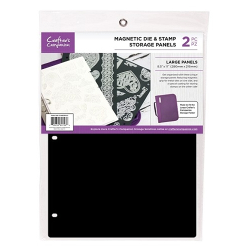 Crafter's Companion 8.5 x 11 LARGE MAGNETIC STORAGE PANELS cc-magstor-lg2 Preview Image