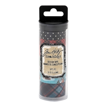 Tim Holtz Idea-ology CHRISTMAS Design Tape th93760