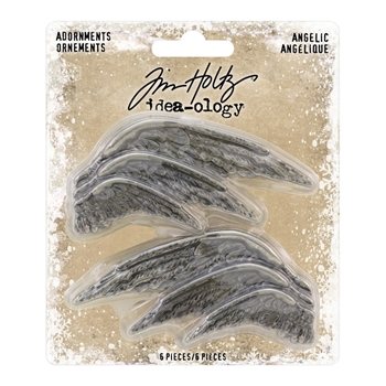 RESERVE Tim Holtz Idea-ology ANGELIC Adornments th93773