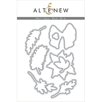Altenew HOLIDAY BOW Dies ALT2626