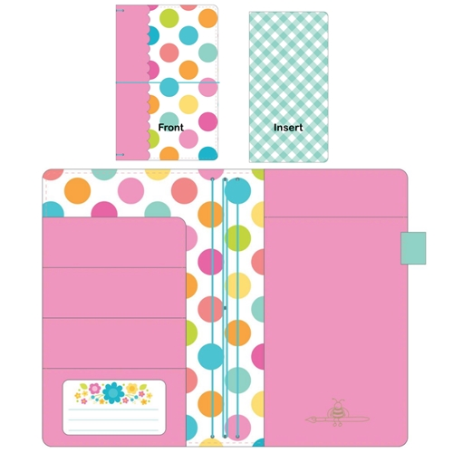 Doodlebug LOTS O' DOTS Daily Doodles Travel Planner 5987 Preview Image