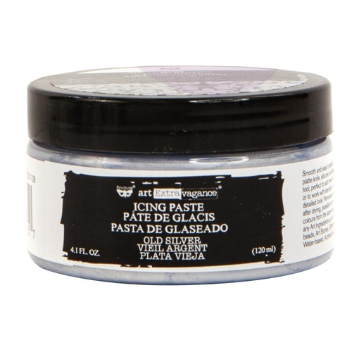 Prima Marketing OLD SILVER Art Extravagance Icing Paste 966157 Preview Image