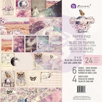 Prima Marketing MOON CHILD 12 x 12 Collection Kit 994648