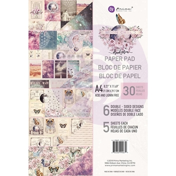 Prima Marketing A4 Paper Pad MOON CHILD 994679