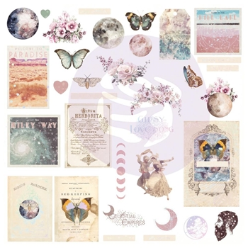 Prima Marketing MOON CHILD Ephemera 994709