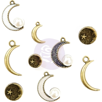 Prima Marketing MOON CHILD Metal Trinkets 994747