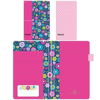 Doodlebug HELLO Daily Doodles Travel Planner 5988