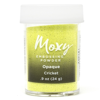 American Crafts CRICKET Opaque Moxy Embossing Powder 349181
