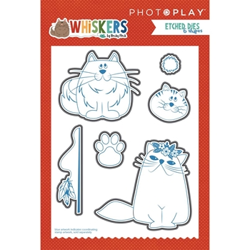 PhotoPlay WHISKERS Die Set fwc9110