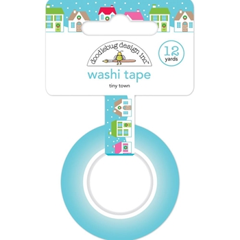 Doodlebug TINY TOWN Washi Tape 6144 Christmas