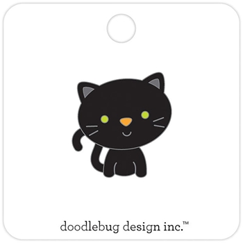 Doodlebug MIDNIGHT Collectible Enamel Pin 6170