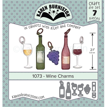 Karen Burniston WINE CHARMS Dies 1073