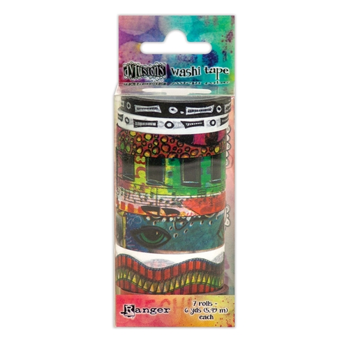 Ranger Dylusions WASHI TAPE #4 dya63377 Preview Image