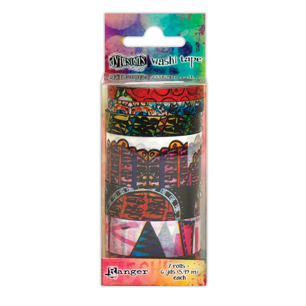 Ranger Dylusions WASHI TAPE #5 dya63384 zoom image