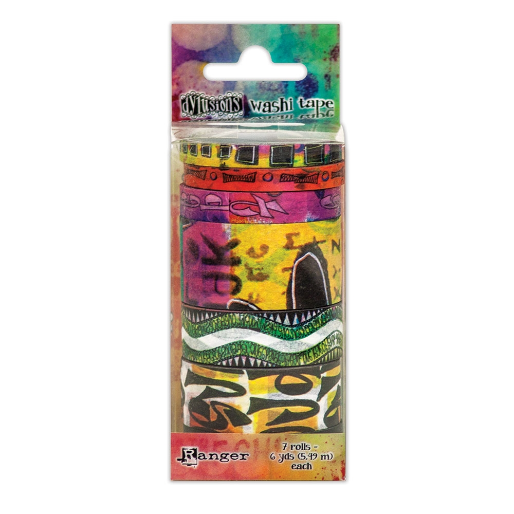 Ranger Dylusions WASHI TAPE #6 dya63391 zoom image