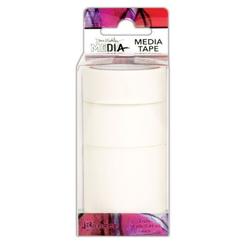 Dina Wakley Ranger BLANK TAPE Media mda63018 Preview Image