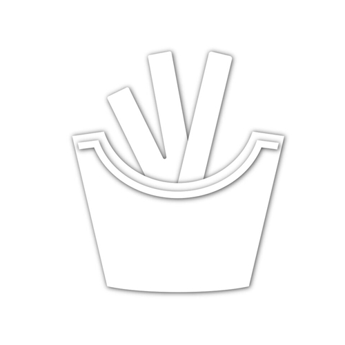 Simon Says Stamp FRIES Wafer Dies sssd111915 Preview Image