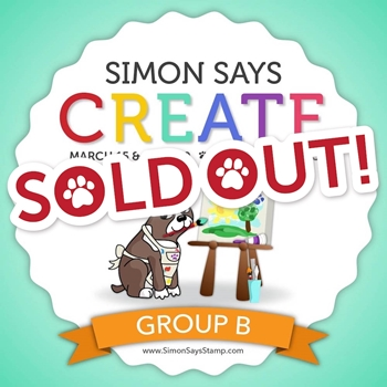 Simon Says CREATE 2019 Ticket B