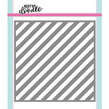 Heffy Doodle CANDY STORE Stencil hfd0095